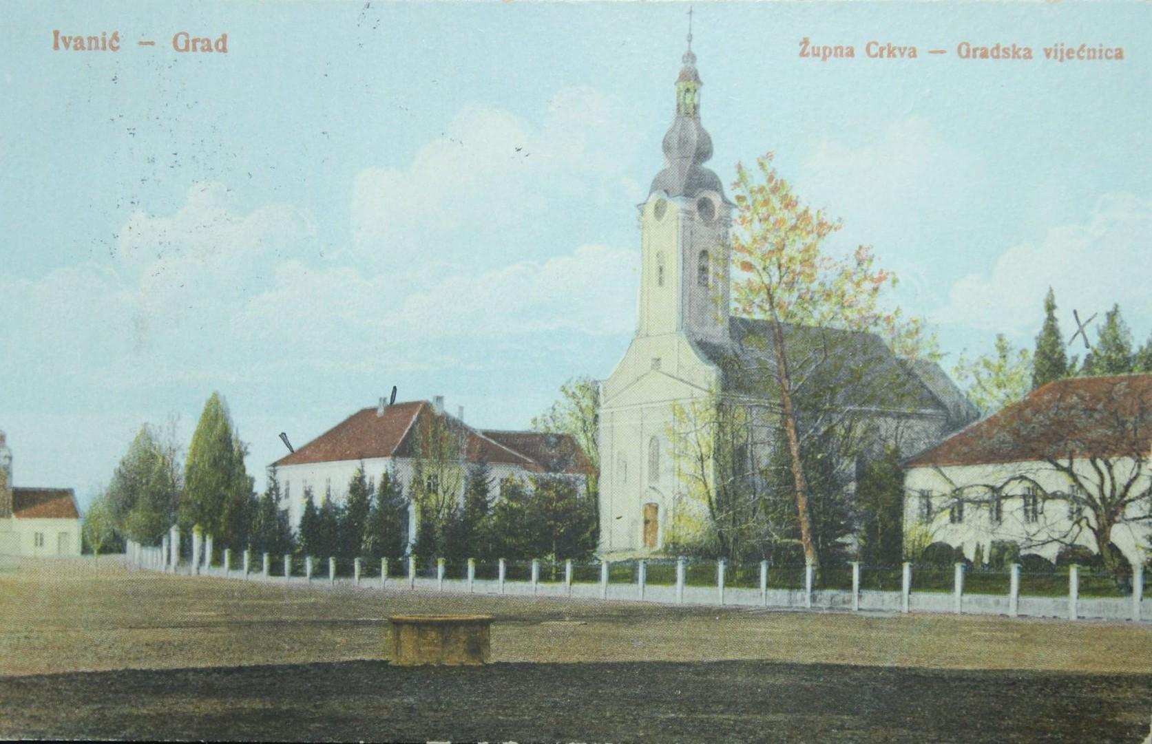 O 150. obljetnici grada Ivanić-Grada – predavanje